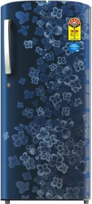 SAMSUNG 212 L Direct Cool Single Door Refrigerator(RR21J2725VL/TL, Lilac Violet, 2016)