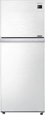 SAMSUNG 394 L Frost Free Double Door Refrigerator(RT39K50681J, Shiny River)