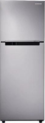 SAMSUNG 251 L Frost Free Double Door Refrigerator(RT28K3082S8/HL, Elegant Inox)