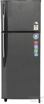 Godrej 260 L Frost Free Double Door Refrigerator(RT EON 260 P 2.4, Silver Strokes, 2016)