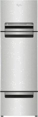 Whirlpool 240 L Frost Free Triple Door Refrigerator(FP 263D PROTTON ROY, Steel Knight (N))