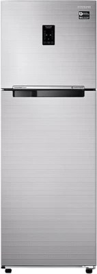 SAMSUNG 321 L Frost Free Double Door Refrigerator(RT34K37547E, Fair Isle)