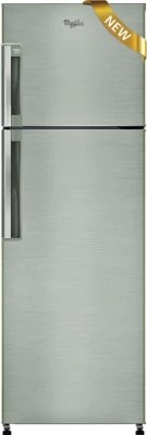 Whirlpool 292 L Frost Free Double Door Refrigerator(NEO FR305 ROY PLUS 3S, Illusia Steel)