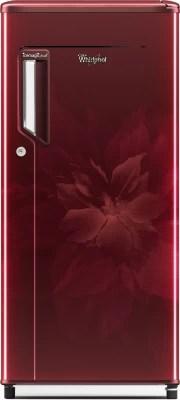 Whirlpool 215 L Direct Cool Single Door Refrigerator(230 IMFRESH PRM 5S, Wine Regalia, 2016)