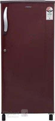 Sansui 190 L Direct Cool Single Door Refrigerator(SH203EBR-FDA, Burgundy Red, 2016)