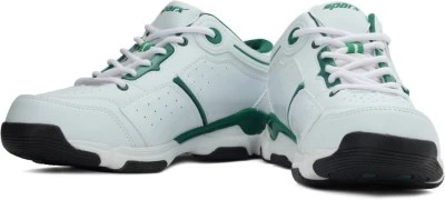Sparx Men Running Shoes(White, Green)