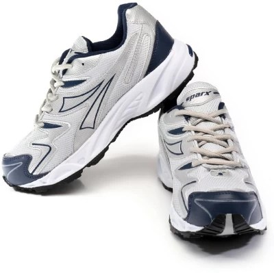Sparx Running Shoes(Silver)
