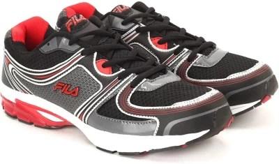 Fila Running Shoes(Black, Grey, Red)