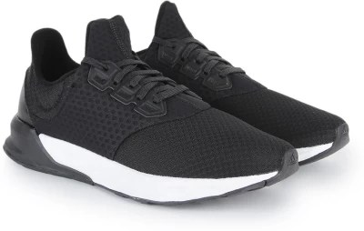Adidas FALCON ELITE 5 M Men Running Shoes(Black, White)