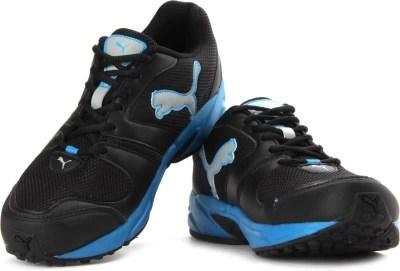 Puma Strike Fashion II DP black-cloisonne-qua Running Shoes