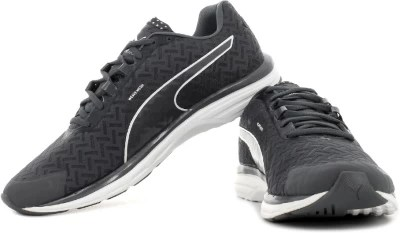 Puma Faas 500 v4 PWRCOOL Running Shoes(Grey)