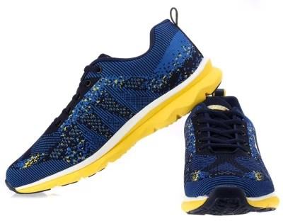 Sparx Stylish Blue & Yellow Running Shoes(Blue, Yellow)
