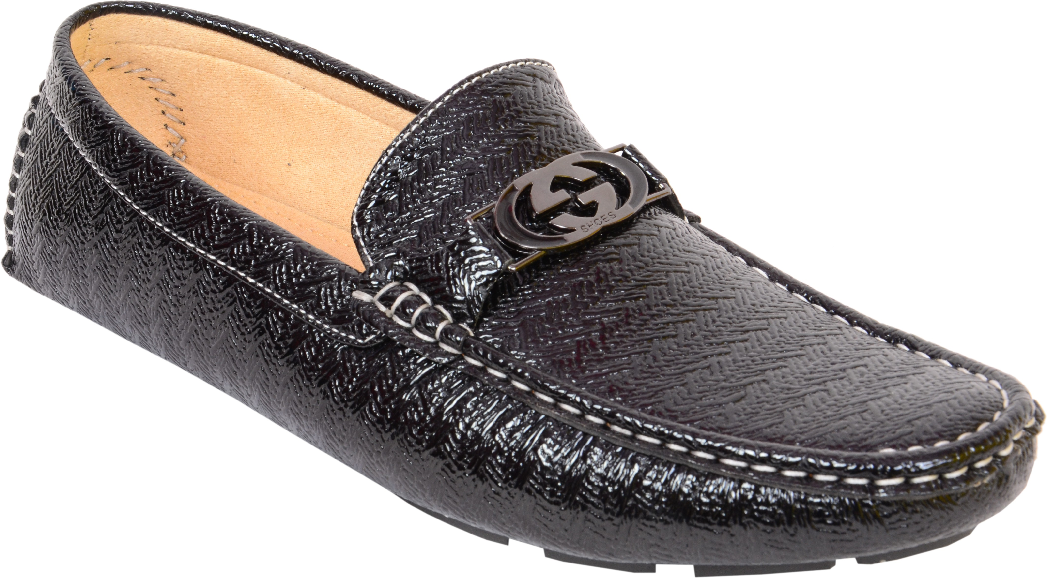 Comfy Classy Loafers(Black)