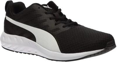 Puma Flare Mesh Running Shoes(Black)