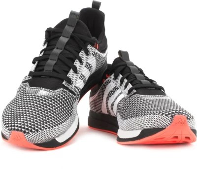 Adidas Running Shoes(Black)