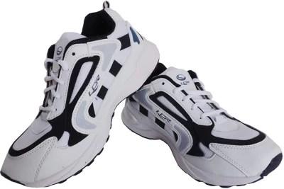 Lancer Lcr Jj-81 White & Royalblue Running Shoes(White, Blue)