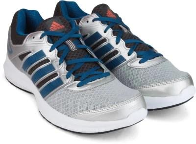 Adidas GALACTUS M Men Running Shoes(Blue, Grey, Silver)