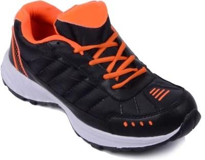 Red Rose Running Shoes(Black, Orange)