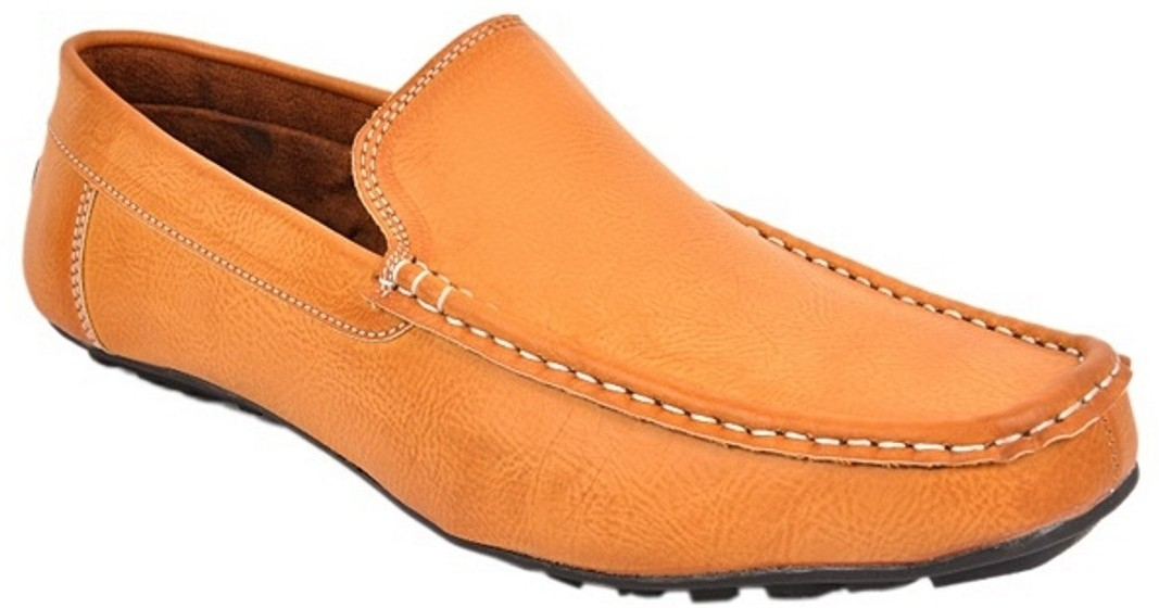 Sky Star Sky Star Voguish Tan Loafers Loafers(Tan)