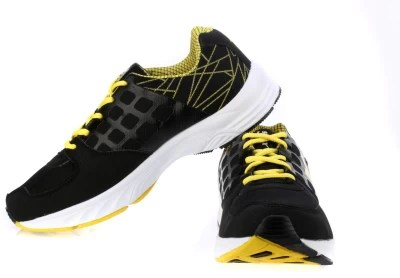Sparx Running Shoes, Walking Shoes(Black, Yellow)