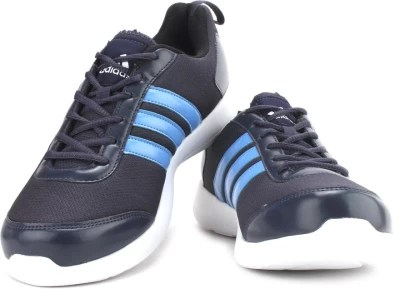 Adidas Altros 1.0 M Running Shoes(Blue, White)