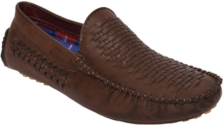 Renzz Loafers(Brown)