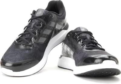 Adidas DURAMO ELITE 2M Men Running Shoes(Black, Blue)
