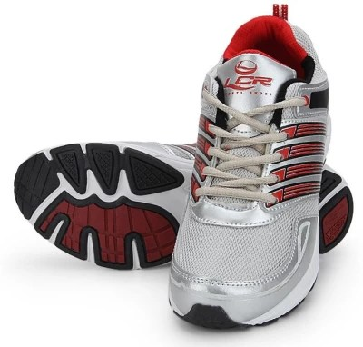 Lancer Lcr_spain_sil_red Running Shoes(Silver, Red)