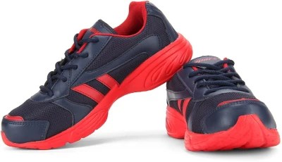 Sparx Running Shoes(Red, Navy)