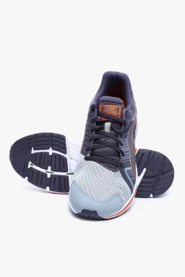 Puma Faas 300 S V2 Quarry-Periscope-Periscope Running Shoes(Navy, Grey)