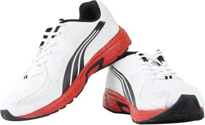 Puma Axis v3 DP Running Shoes(White)