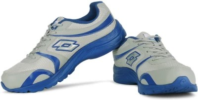 Lotto Pacer Running Shoes(Grey, Blue)
