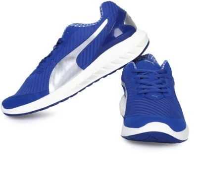 Puma IGNITE Ultimate PWRCOOL Running Shoes(Blue)
