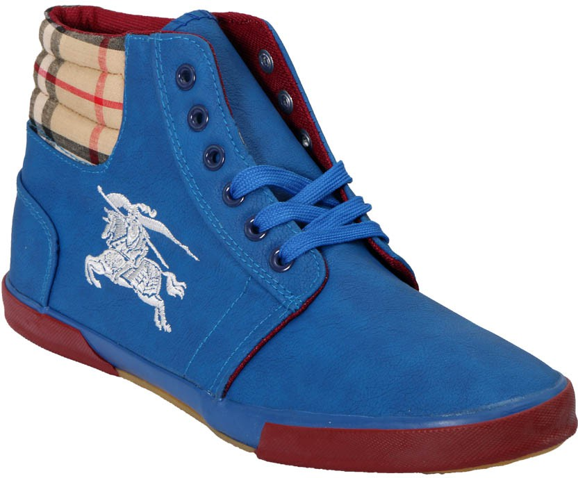 Vittaly Long Sneakers(Blue)