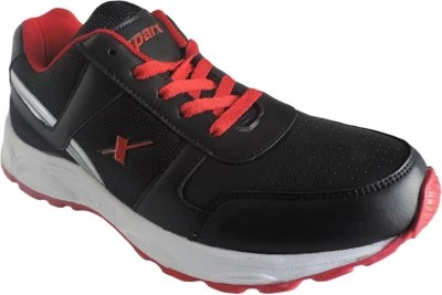 Sparx Running Shoes(Black, Red)