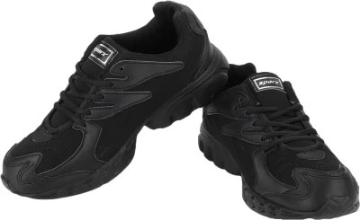 Sparx Simple Appeal Running Shoes(Black)