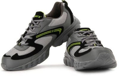Sparx Running Shoes(Grey, Black)