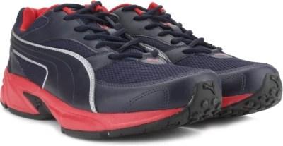Puma atom fashion 3 dp Men Running Shoes(Black)