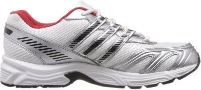 Adidas Blazon 1 M Running Shoes(Silver, White, Navy)