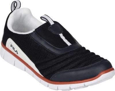 Fila Smash Lite II Running Shoes(Navy)