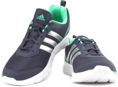 Adidas Marlin 2.0 M Men Running Shoes(Blue, Green)