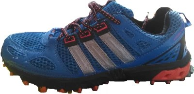 Adidas Running Shoes(Blue)