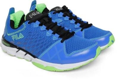 Fila Running Shoes(Blue)