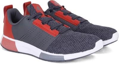 Adidas MADORU 2 M Men Running Shoes(Grey, Red)