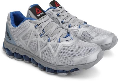Reebok REEBOK ZJET BURST Men Running Shoes(Blue, Grey)