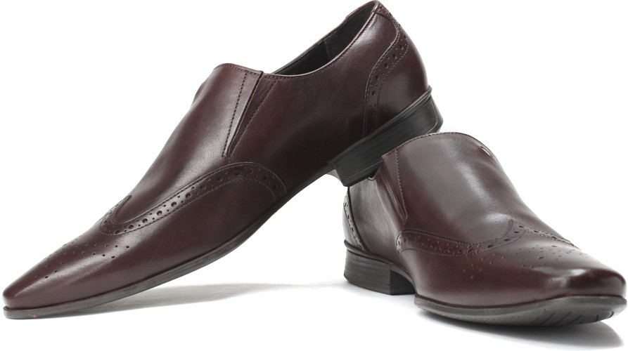 Ruosh Contemporary Shoes(Brown)