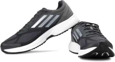 Adidas Lite Pacer 2 M Men Running Shoes(Black, Grey, Multicolor)