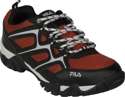 Fila Fix Running Shoes(Black)