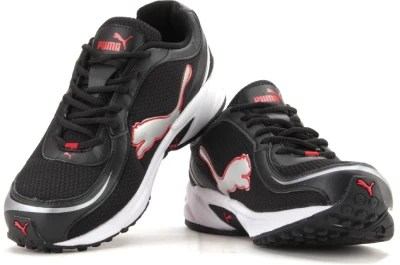 Puma CARLOS DP Men Running Shoes(Black)