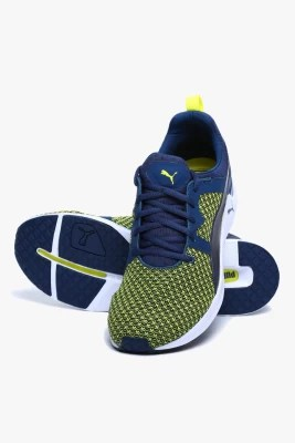 Puma Running Shoes(Green)